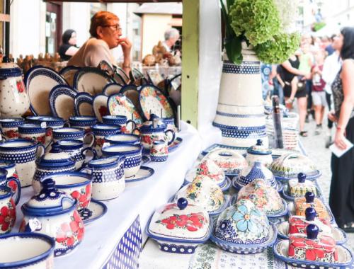 stoisko galia święto ceramiki