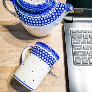 Boleslawiec Pottery Ceramika Galia U-P2