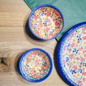 Polish Pottery Ceramika Galia A-E4