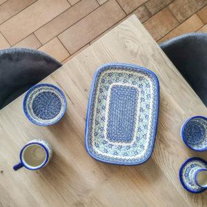 Boleslawiec Pottery Ceramika Galia A-NC