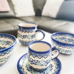 Ceramika Bolesławiec Galia A-NC