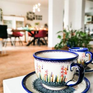 Ceramika Bolesławiec Galia