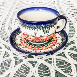 Boleslawiec Pottery Ceramika Galia
