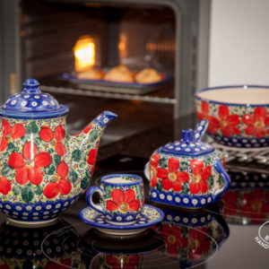 Polish Pottery Galia Ceramika A-CK
