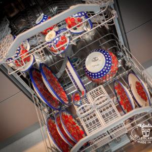 Polish Pottery Galia Ceramika dishwasher