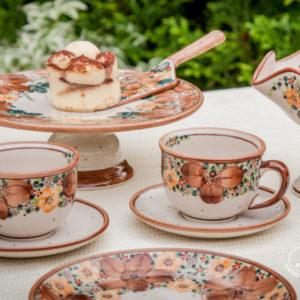 Polish Pottery Galia Ceramika U-BK