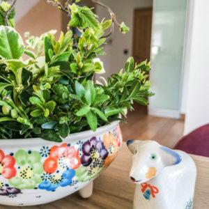 Polish Pottery Ceramika Galia Easter