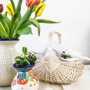 Boleslawiec Pottery Ceramika Galia Easter