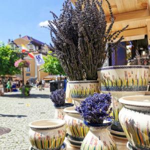 Ceramika Galia doniczki
