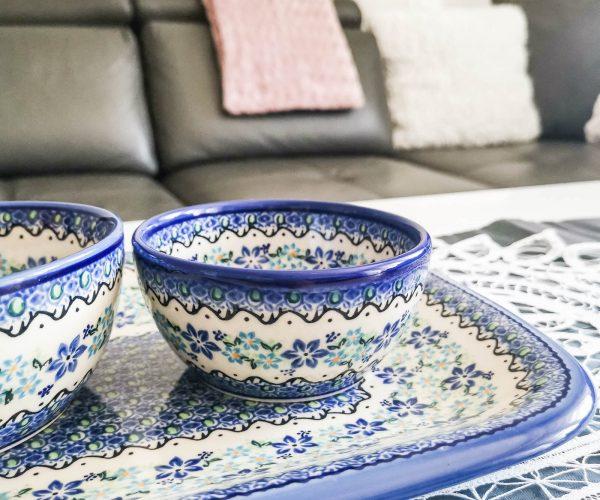 Ceramika bolesławiecka Galia A-NC