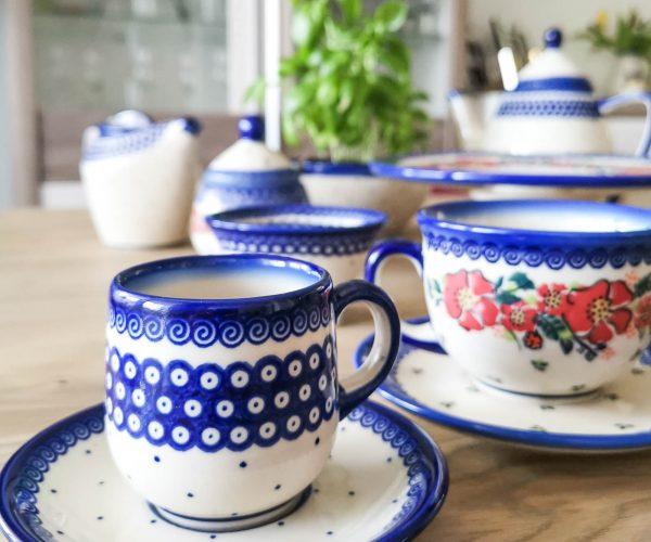 Ceramika Bolesławiec Galia U-WP i U-P2