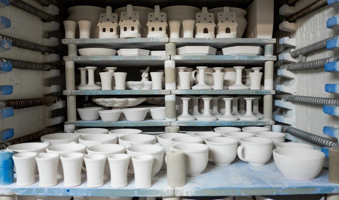 Ceramika Galia proces produkcji
