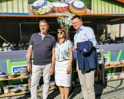 Ceramika Galia - Polish Pottery Festival 2020 in Bolesławiec